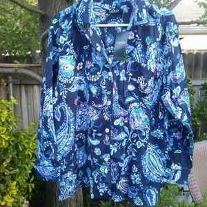 Ralph Lauren Shirt NWT